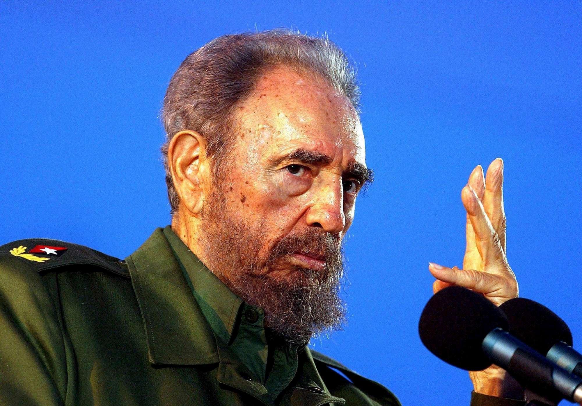 Cuba: è morto Fidel Castro, 90 anni da