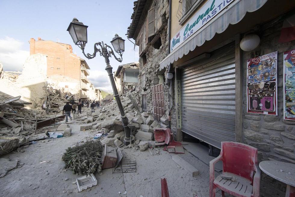Il terremoto dei bambini: tante, troppe, le piccole vittime