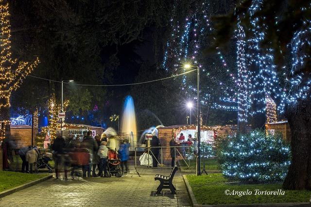 Villaggio Di Babbo Natale Cava Dei Tirreni.Al Christmas Village Di Cava De Tirreni Nei Primi 10