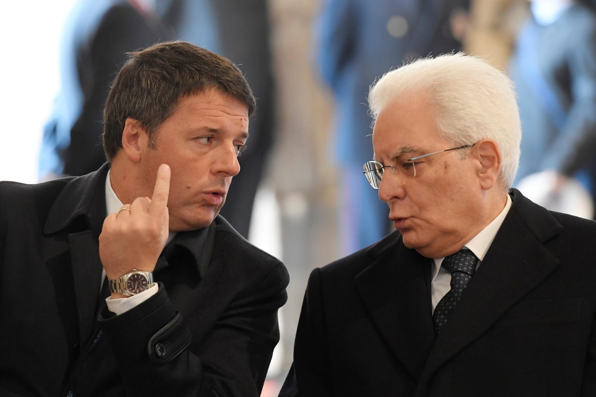 Referendum. Vince il No Matteo Renzi si dimette