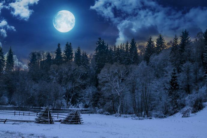 Immagine Principale. Oggi allo scadere del 21 dicembre sarà il solstizio d  inverno 4cfa57734df
