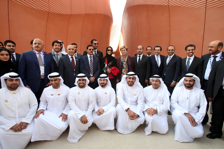 Expo Milano Stand Emirati Arabi : National day degli emirati arabi uniti a expo milano