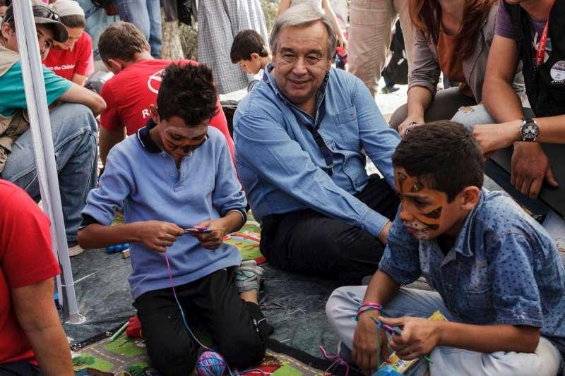 Antonio Guterres, nuovo segretario generale delle Nazioni Unite