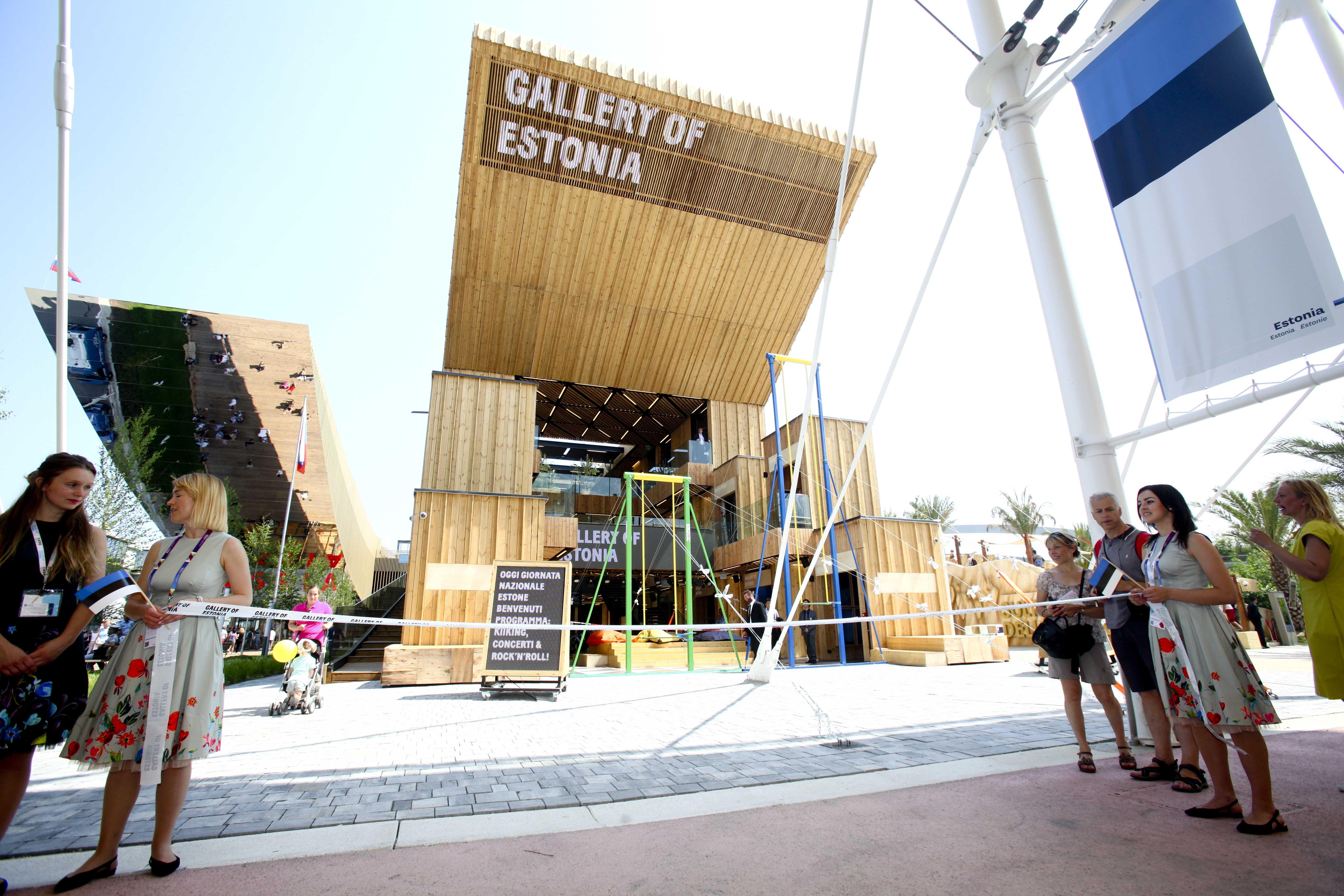 Falmec Per Expo Milano 2015 : Expo milano festeggiamenti per il national day dell