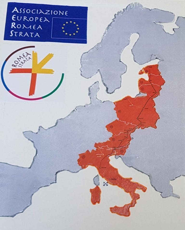 Il 13 maggio al via il Pilgrimage Promotion Tour sulla via di pellegrinaggio Romea Strata.
