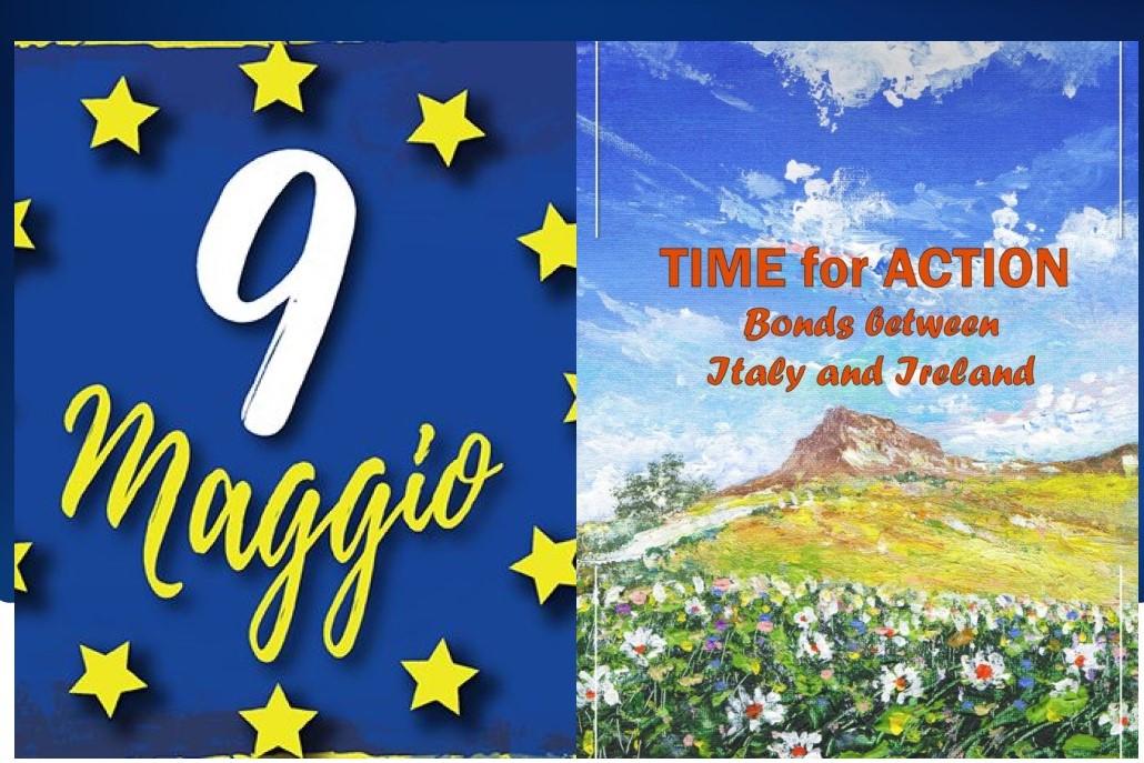 Giornata dell'Europa 2021 e l'opera missionaria irlandese: affinità e rinascita