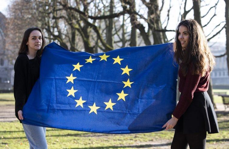 """""""I care"""" nuovo motto dell'Europa unita"""