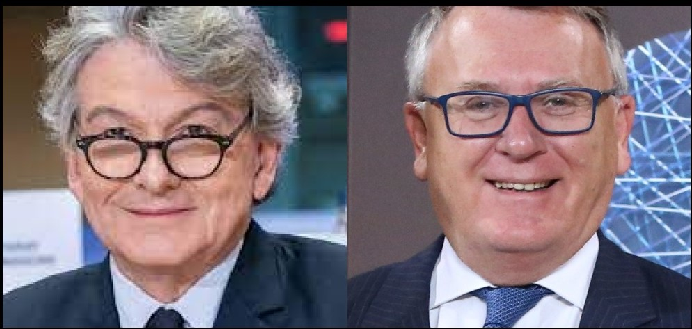Industria ad alta intensità energetica: i Commissari UE Schmit e Breton hanno ospitato una tavola rotonda sul patto con le parti interessate