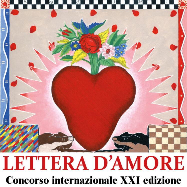Dante Marianacci e Antonio Alleva: i vincitori del XXI Premio Lettera D'Amore
