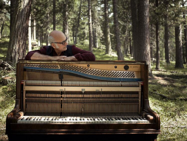 Ludovico Einaudi in concerto nel Cilento