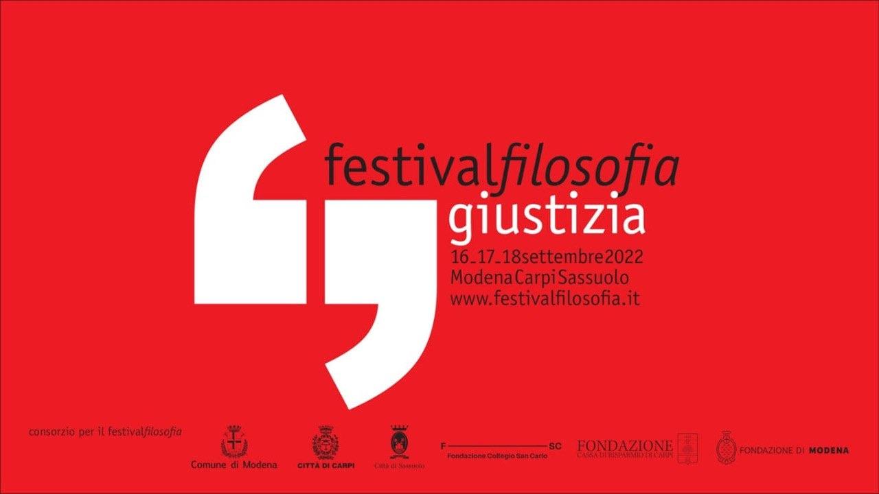 Modena, cala il sipario sul Festival Filosofia. Il prossimo anno si parlerà di giustizia