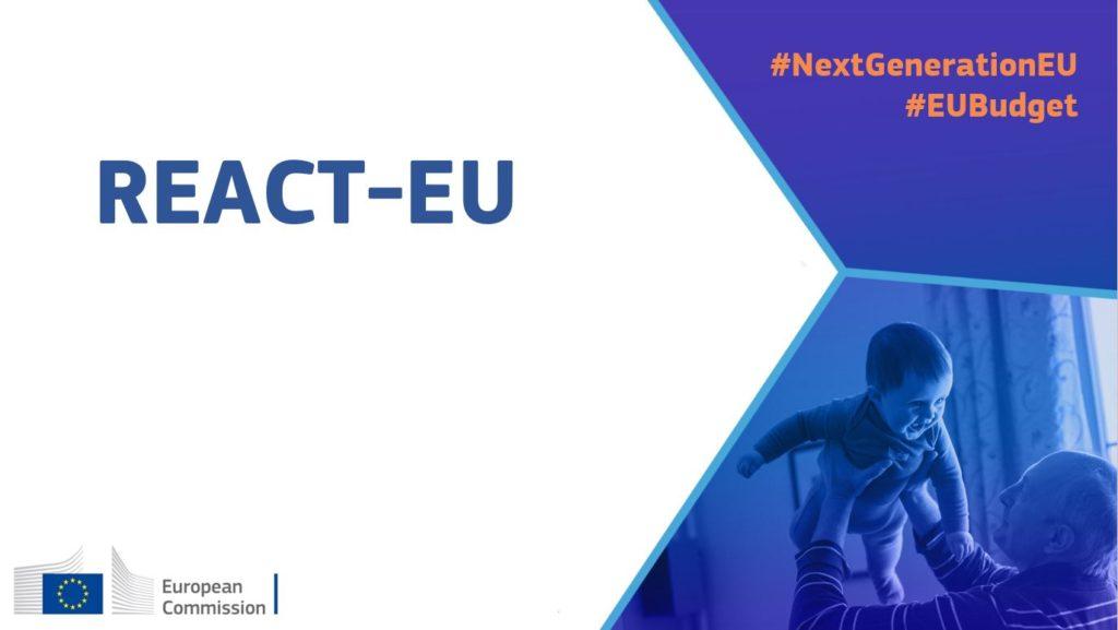 REACT-EU,4,7 miliardi di €: sostegno per occupazione, competenze, persone più bisognose in Italia
